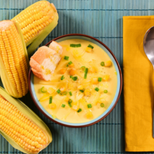 Chicken Corn Soup Calories, History, Recipe And Ingredients.