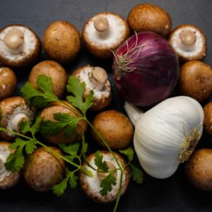 Tomato Mushroom Uppittu / Upma Recipe
