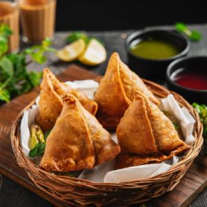 Punjabi Samosa Recipe And Calories In Each