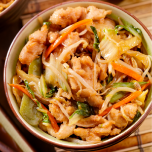 Chinese Chop Suey Recipe Vegetable