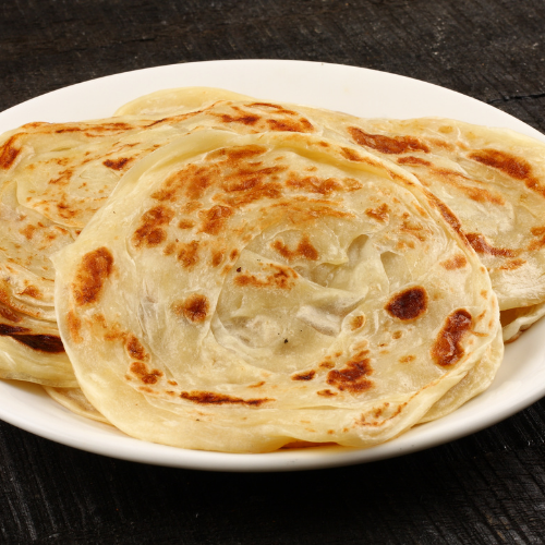 Paratha Roti Recipe And Ingredients